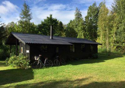 Sitka sommerhuset på Læsø